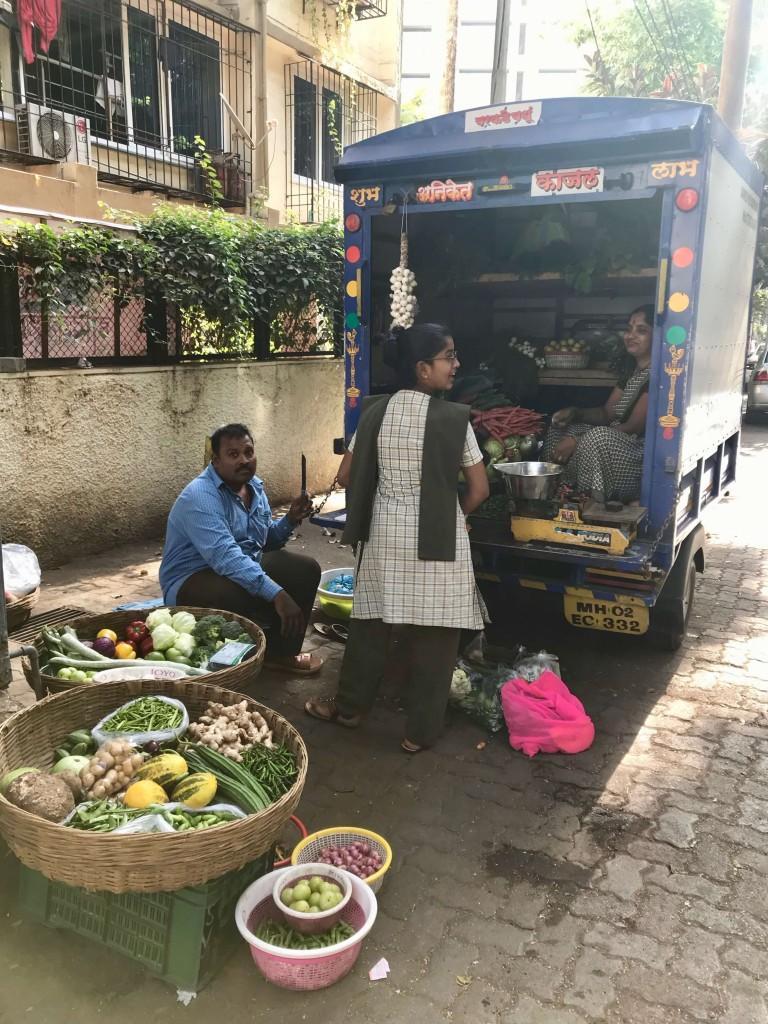 mumbai street vendor