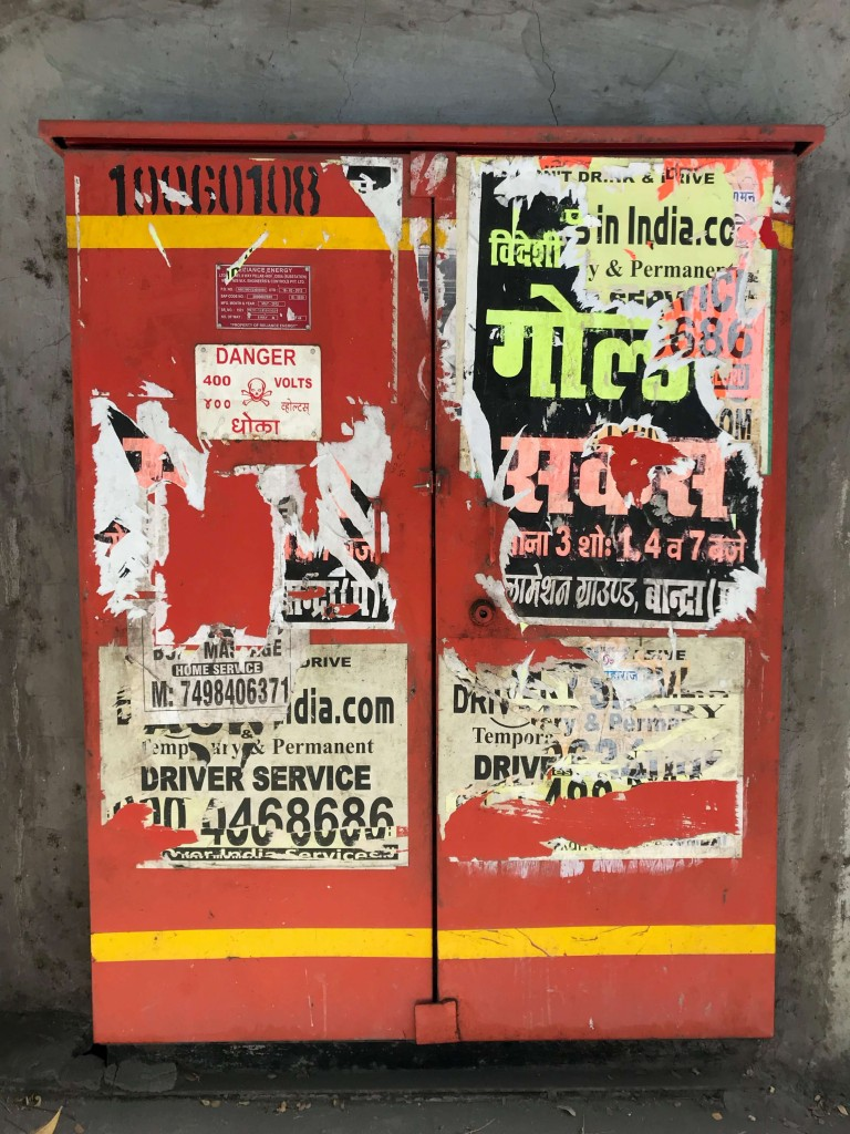 mumbai street graphics