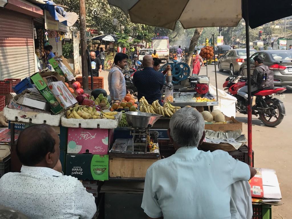 mumbai Street vendors