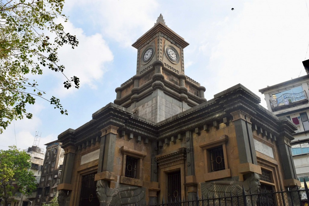 Bomanjee Hormarjee Wadia Clock Tower