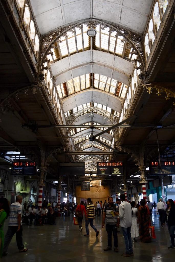 Victoria Terminus Station