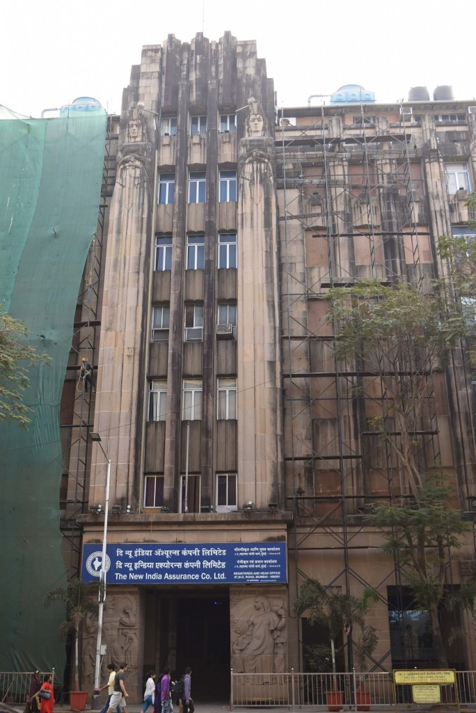 New India Assurance Building