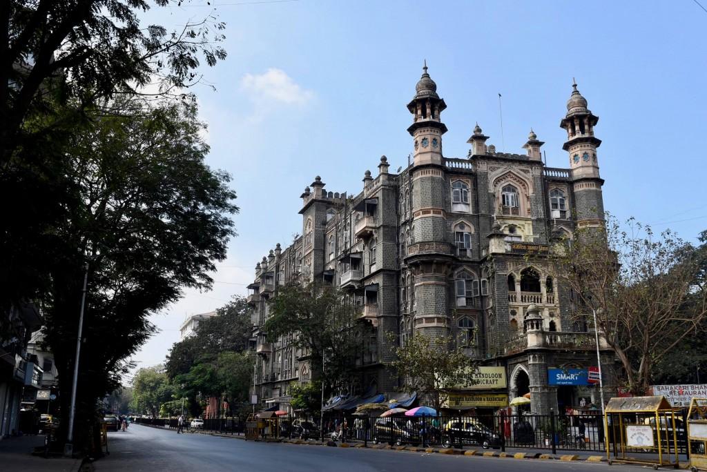 fort mumbai