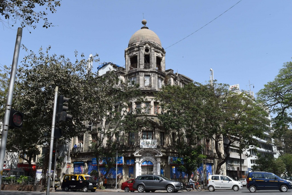 mumbai Marshall & Sons Building