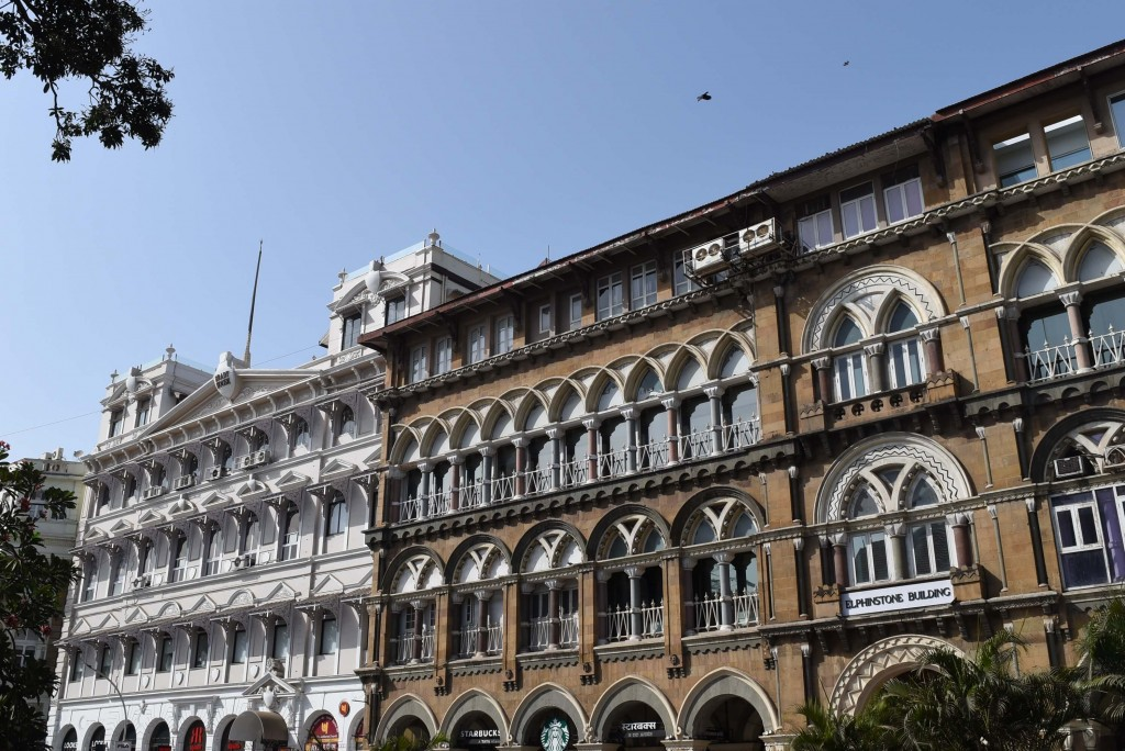 colonial architecture mumbai