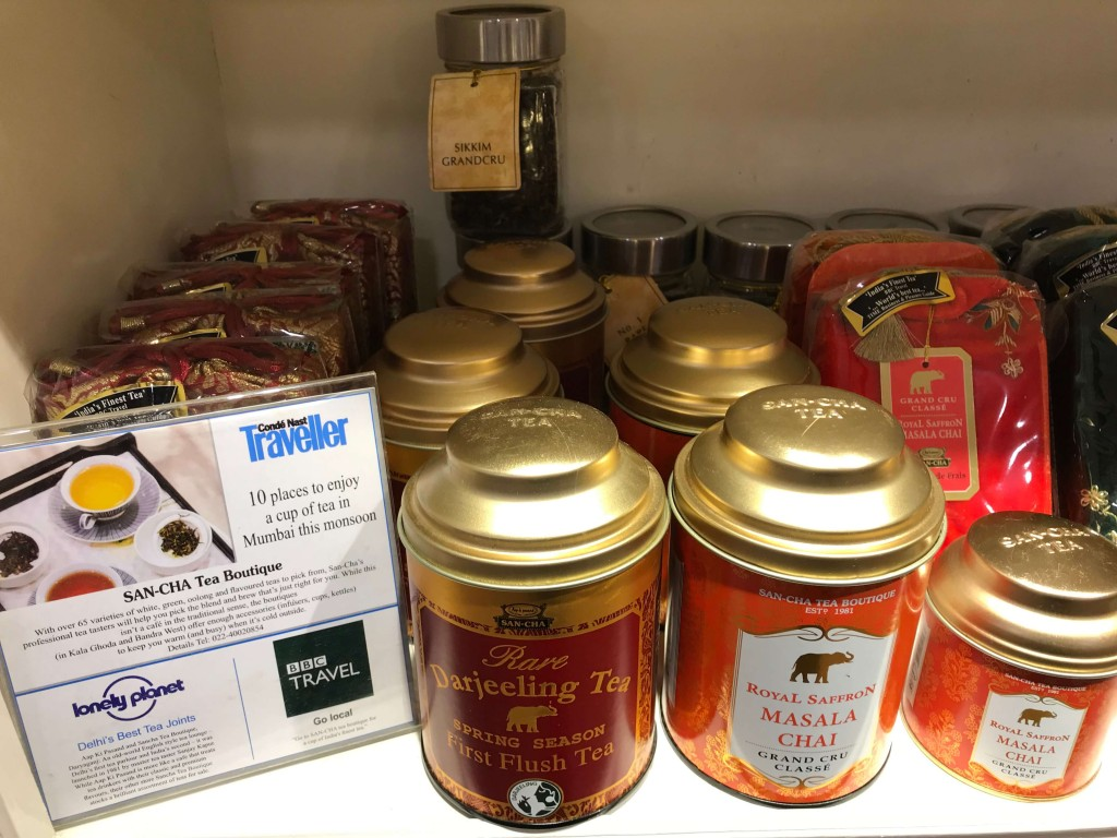 San-cha Tea Boutique