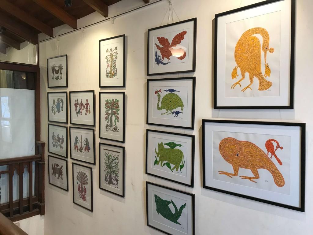 artisans gallery, mumbai