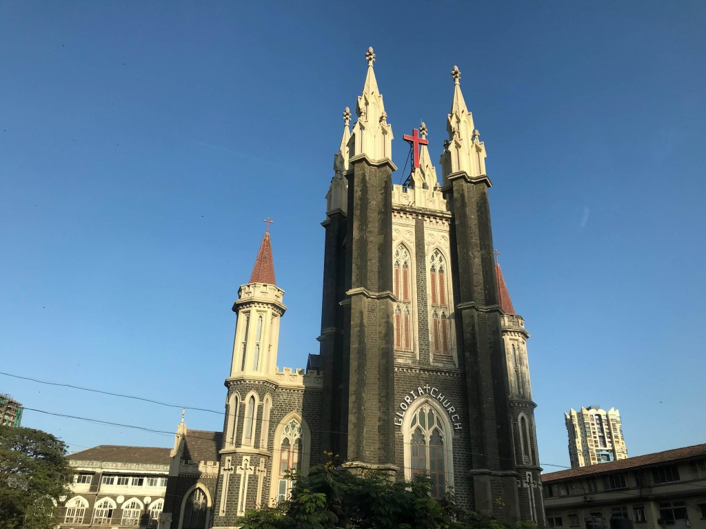 Gloria Church mumbai