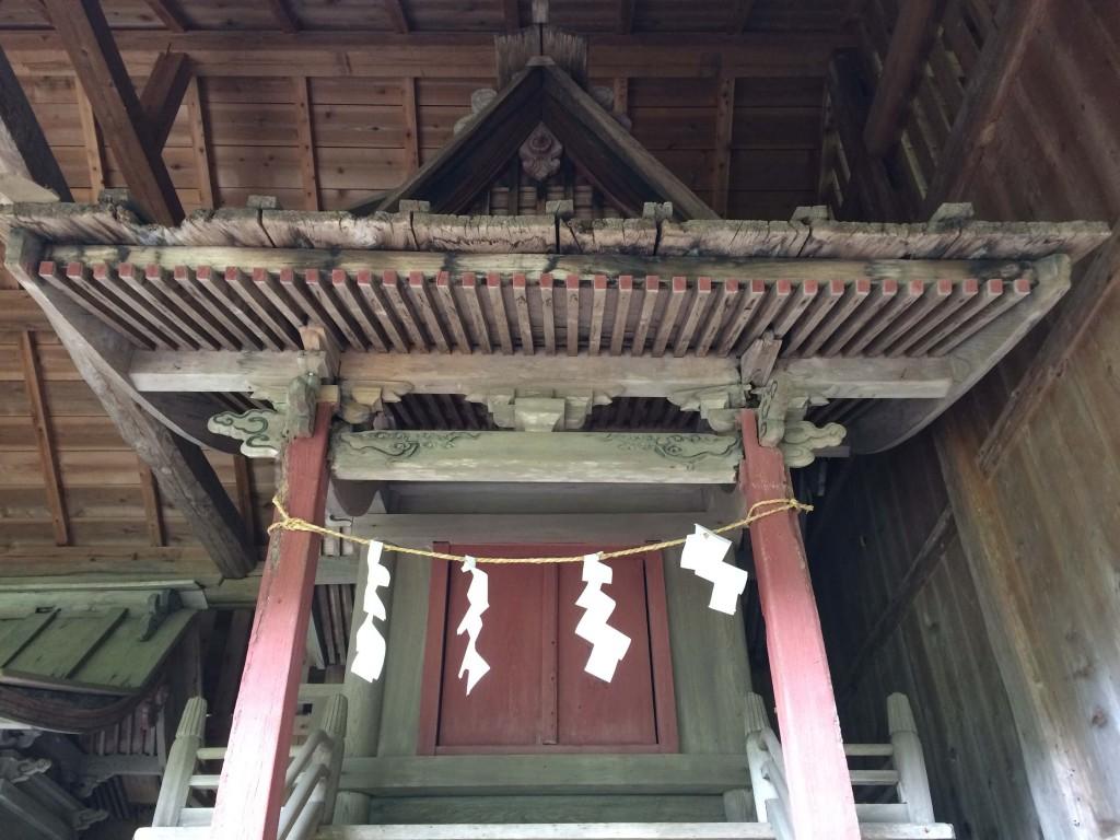 fujino The Kumano Shinto Shrine