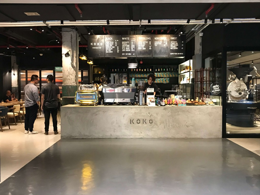 KoKo Coffee Roasters