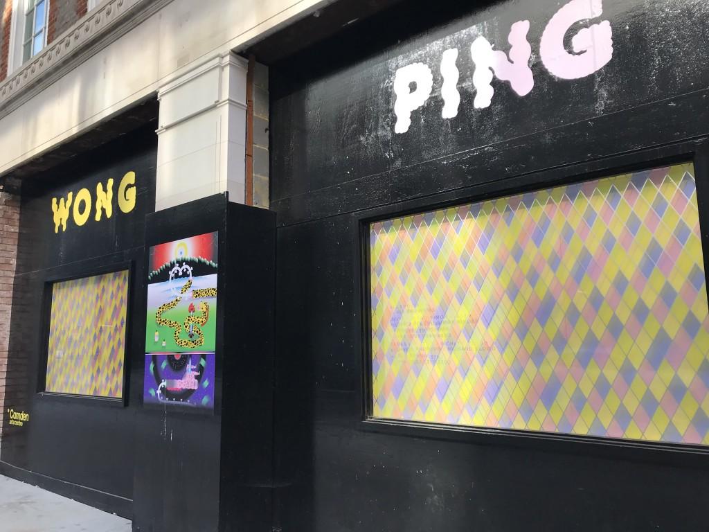 wong ping heart digger