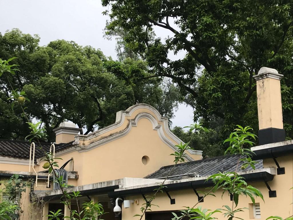 old tai po police station