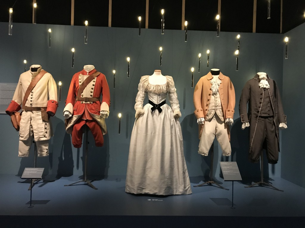 stanley kubrick exhibition Barry Lyndon