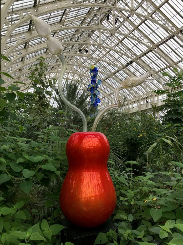 Chihuly at Kew