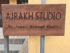 Ajrakh studio