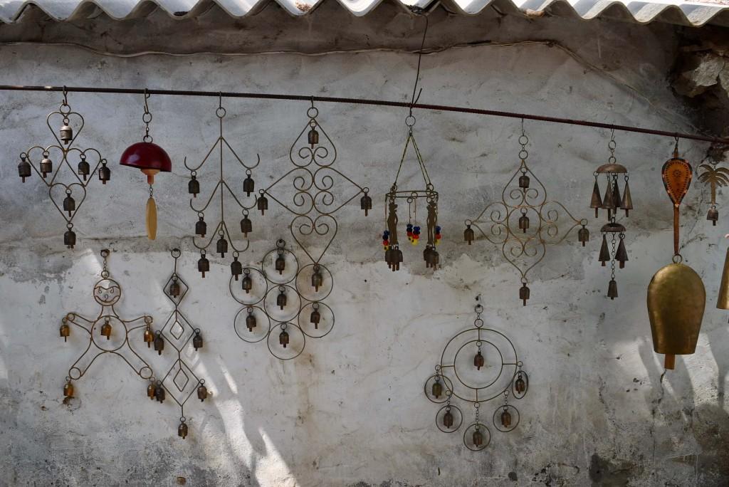 copper bell art