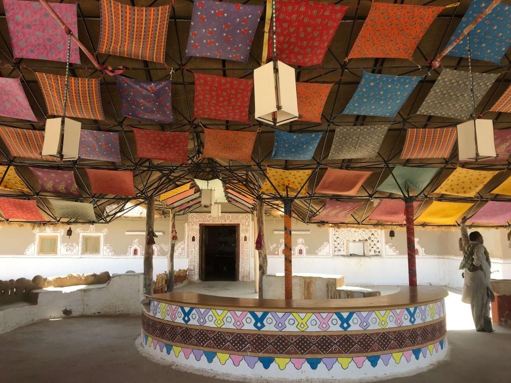Shaam E Sarhad village resort