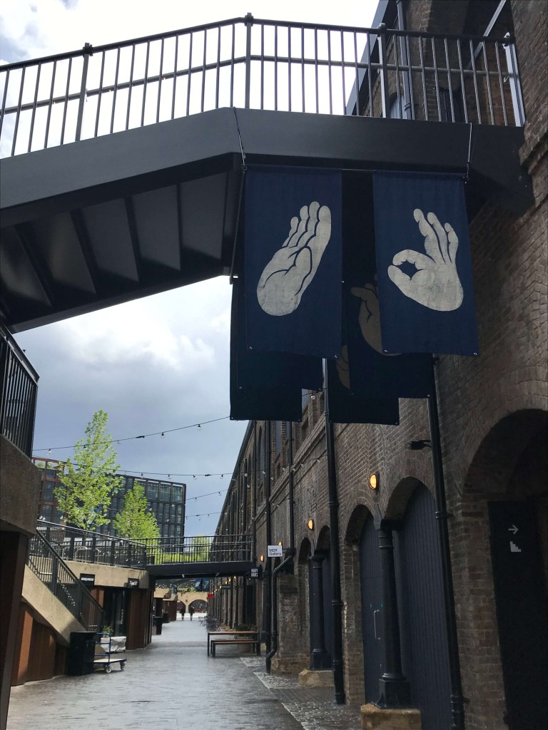 BUAISOU indigo hands