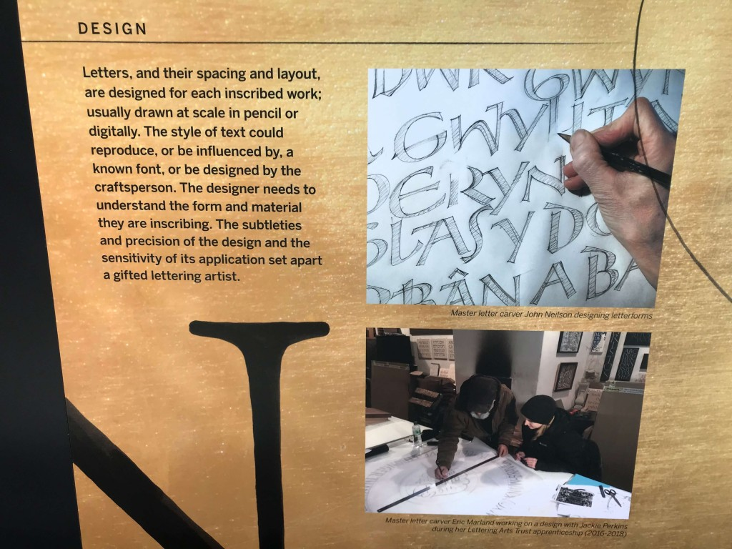 Inscribed: The Craft of Cutting Letters