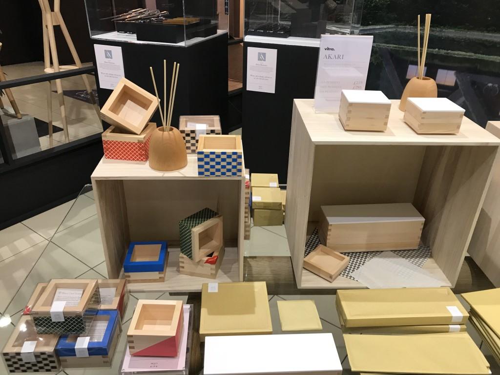 Heals Japanese craft market Gifu