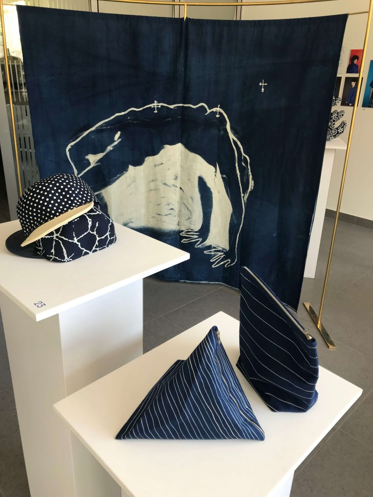 Blue Innovations: Contemporary Czech Indigo Prints