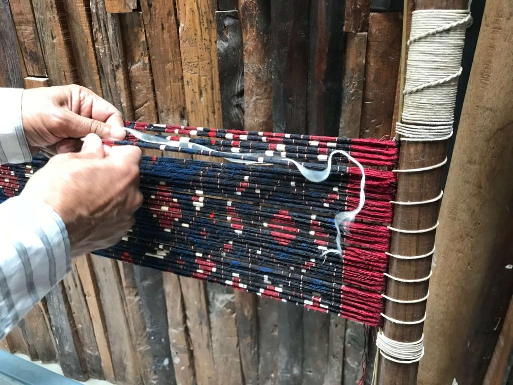 patola weave