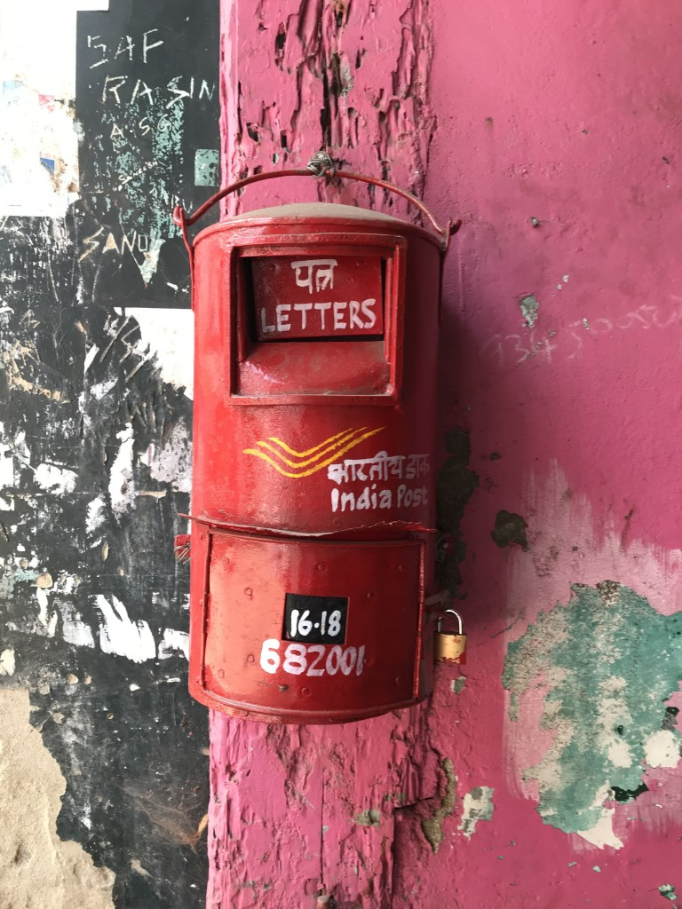 fort kochi post box