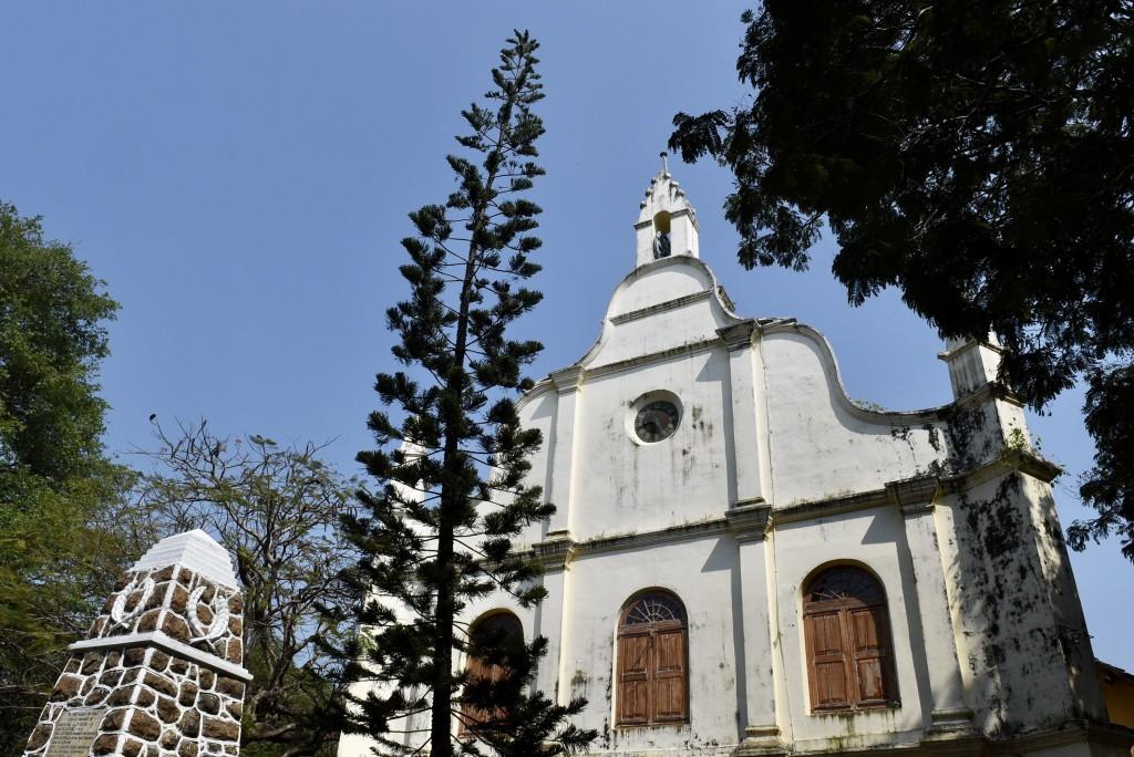 St Francis fort Kochi