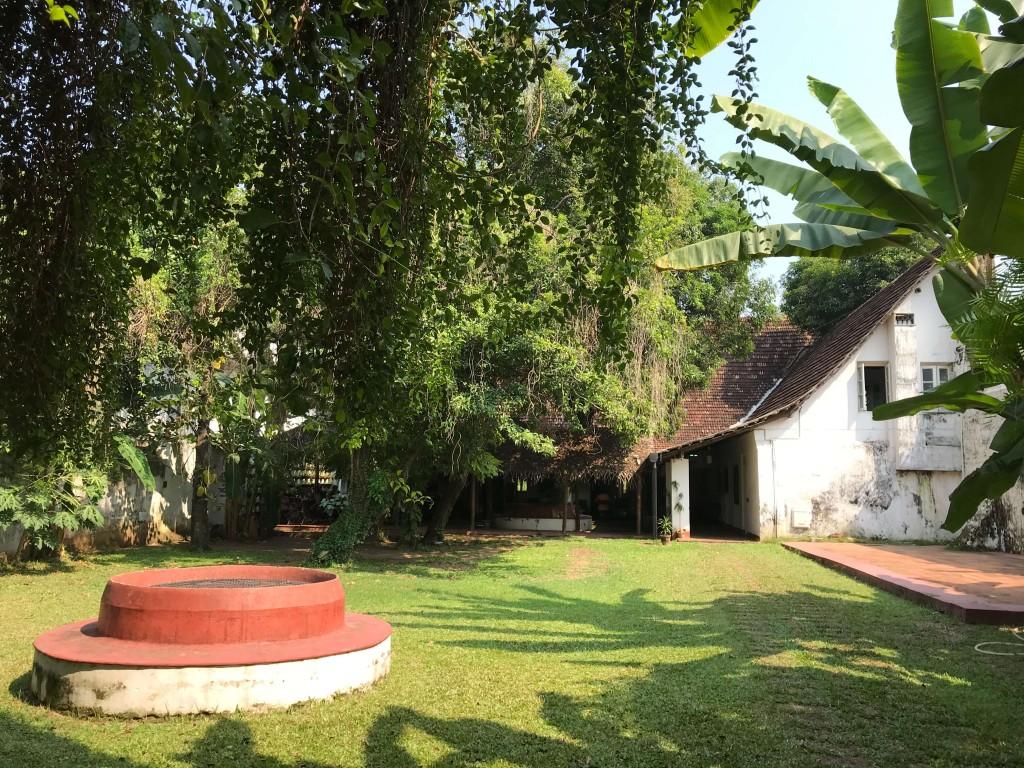 david hall Fort Kochi