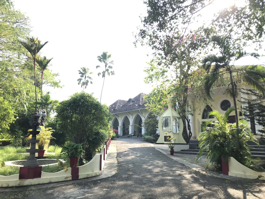 Bishop's House at Fort Kochi