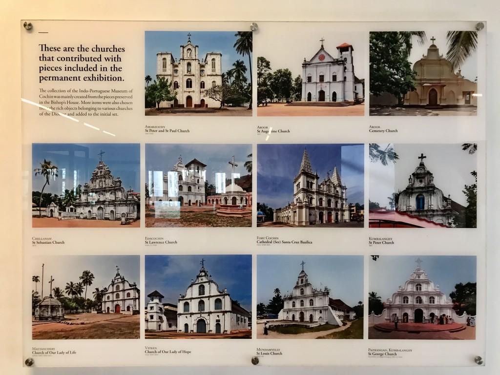 Portuguese museum Fort Kochi