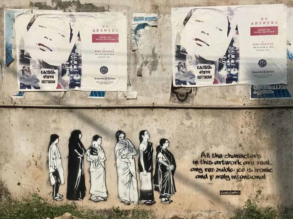 guesswho street art
