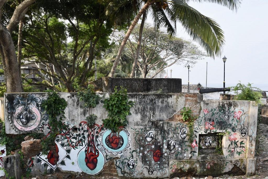 street art FORT Kochi