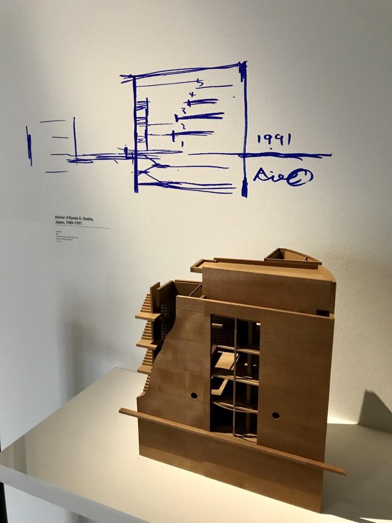 tadao ando exhibition