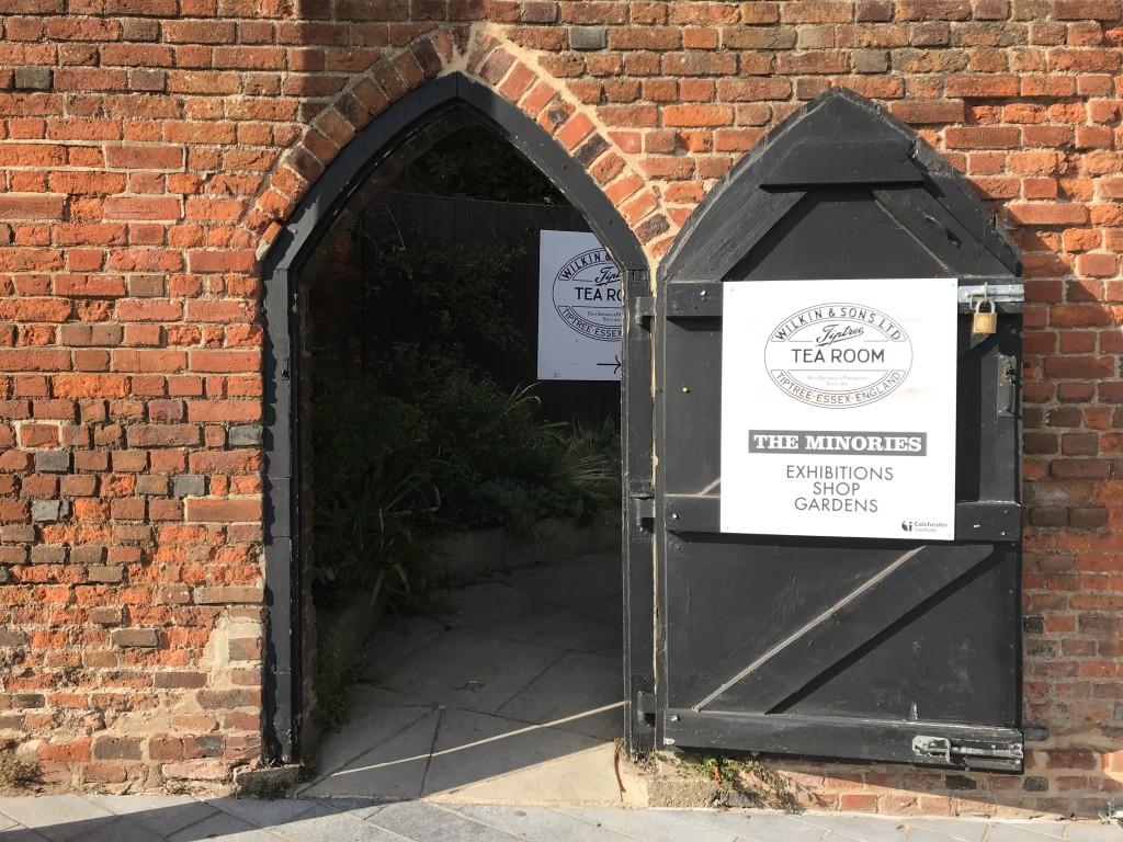 Colchester Tiptree' Tea Room