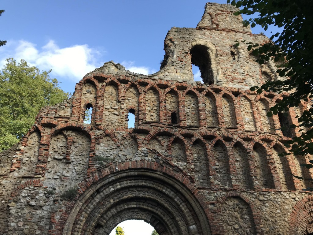 Colchester st botolph's priory
