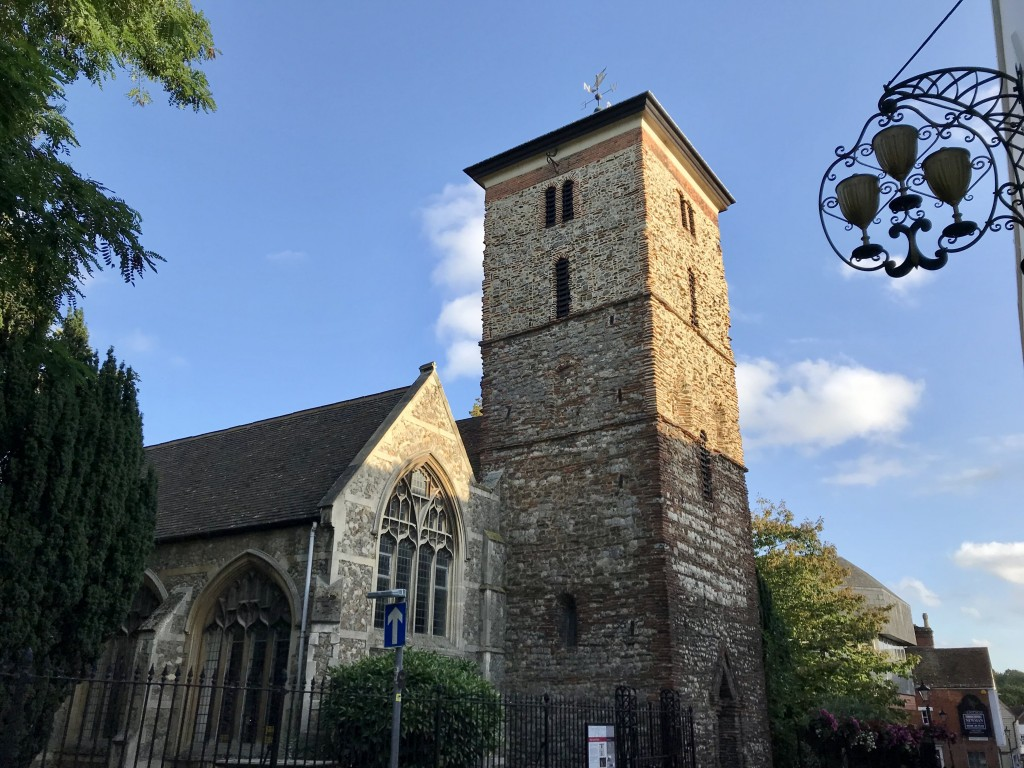 Colchester trinity church